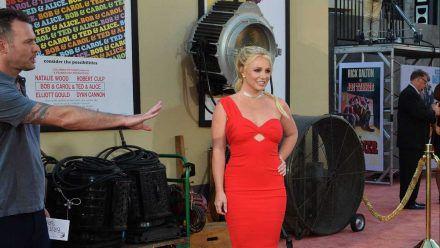 Britney Spears hat große Angst vor Fehlern