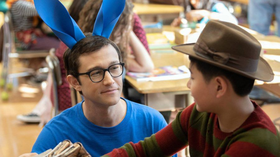 "Joseph Gordon-Levitt als Lehrer ""Mr. Corman"". (stk/spot)"