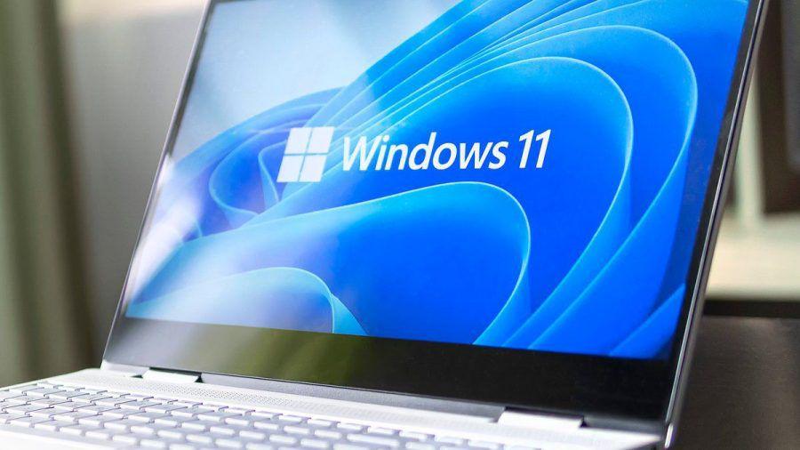 """Microsoft verspricht seinen Kunden mit """"Windows 11"""" verbesserte Sicherheit an ihren Computern. (elm/spot)"""