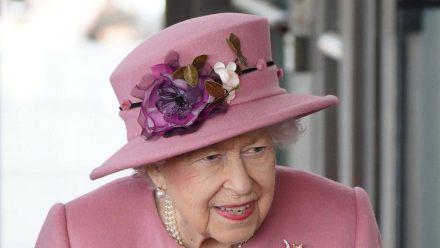 Die Queen kann nicht nach Nordirland reisen. (hub/spot)