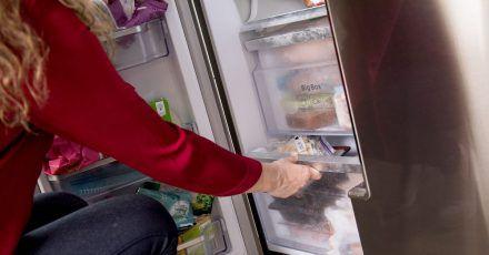 Nicht alle Lebensmittel sind zur Lagerung in der Tiefkühltruhe oder im Tiefkühlschrank geeignet.