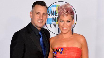 Carey Hart und Pink sind seit 2006 verheiratet. (jom/spot)
