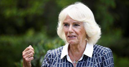 Herzogin Camilla setzt sich für Aufklärung in Sachen Osteoporose ein.