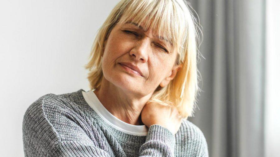 Kälte macht Muskeln und Gelenken häufig zu schaffen. (eee/spot)