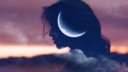 Der Mond hat großen Einfluss auf unser Wohlbefinden. (ncz/spot)
