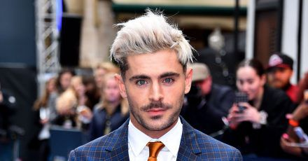 Zac Efron bei der Premiere des Films «Extremely Wicked, Shockingly Evil and Vile» 2019 in London.