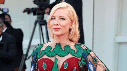 Cate Blanchett dreht in Deutschland - und was Alec Baldwin damit zu tun hat