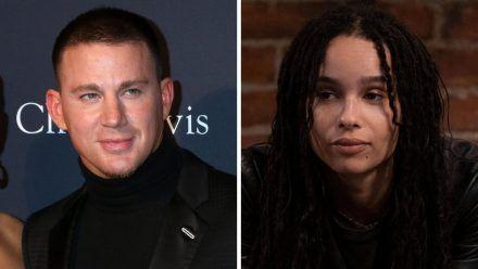 """Channing Tatum und Zoë Kravitz sind """"sehr glücklich"""""""