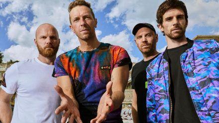 Coldplays neues Album: Chris Martin Gwyneth Paltrow Kinder machen mit