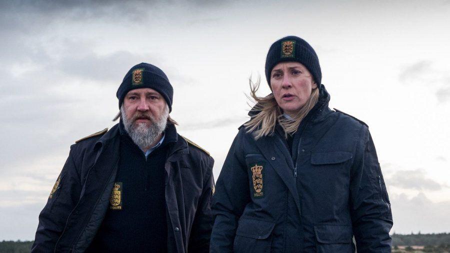 """""""Der Dänemark-Krimi: Rauhnächte"""": Die Polizistin Ida Sörensen (Marlene Morreis) und ihr Kollege Magnus Vinter (Nicki von Tempelhoff) sind einem Serienmörder auf der Spur. (cg/spot)"""