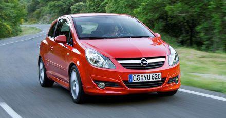 Dauerrenner aus Rüsselsheim: Schon seit fast 40 Jahren verkauft Opel den kleinen Corsa in verschiedenen Generationen.