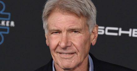 Harrison Ford war für Dreharbeiten auf Sizilien.
