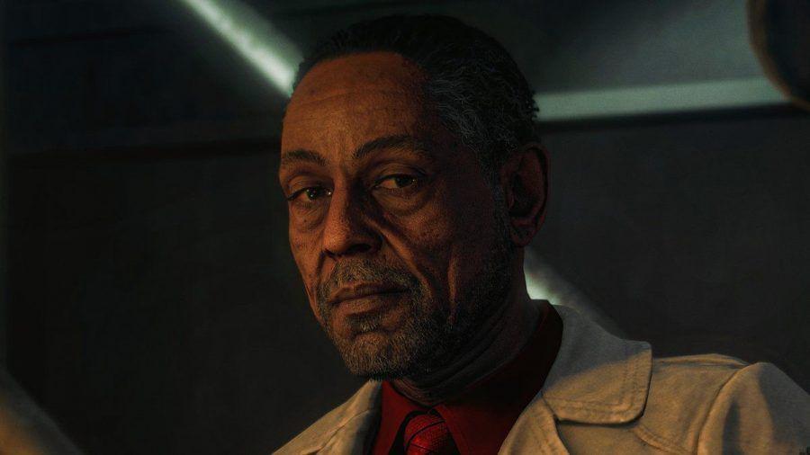 """Giancarlo Esposito spielt in """"Far Cry 6"""" den Diktator Antón Castillo. (wue/spot)"""