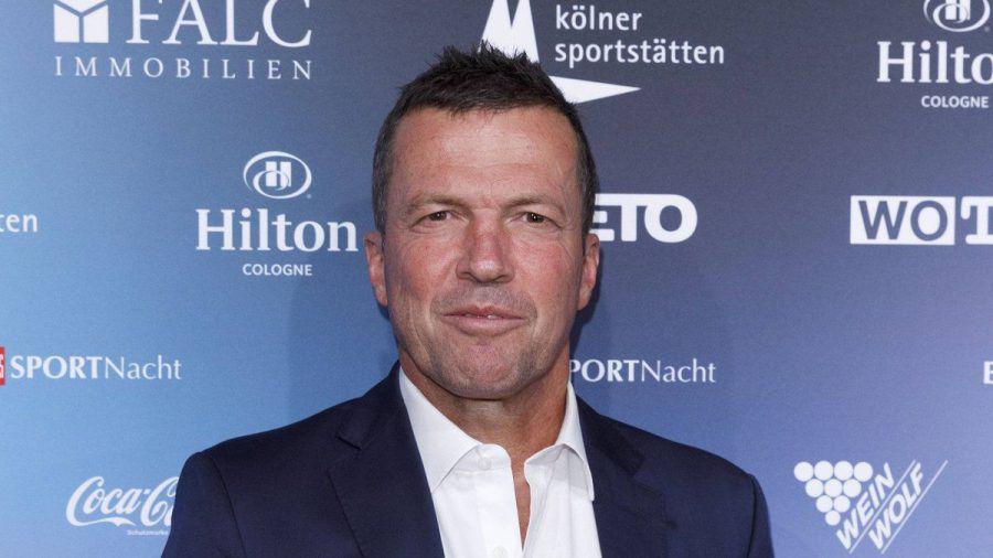 Lothar Matthäus bei einem Auftritt in Köln. (hub/spot)