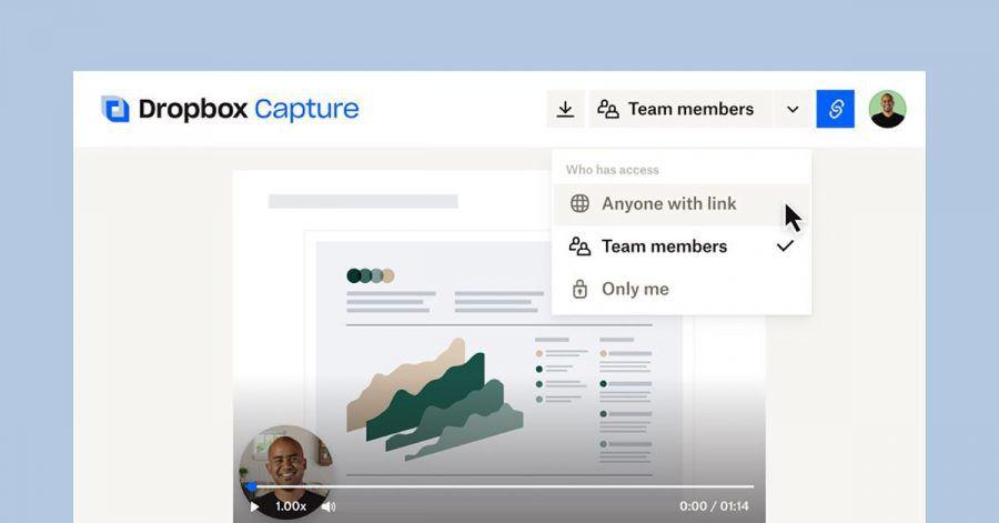 DenKolleginnen undKollegen noch mal kurz die Präsentation erklären: Dafür ist ein Bildschirmvideo mit eingeblendetem Webcam-Video genau das Richtige.