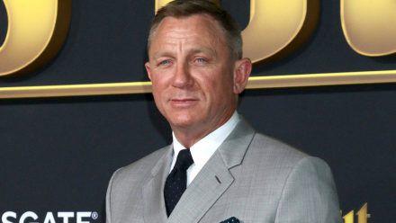 Daniel Craig feiert mit seinem letzten Auftritt als James Bond zahlreiche Rekorde. (eee/spot)