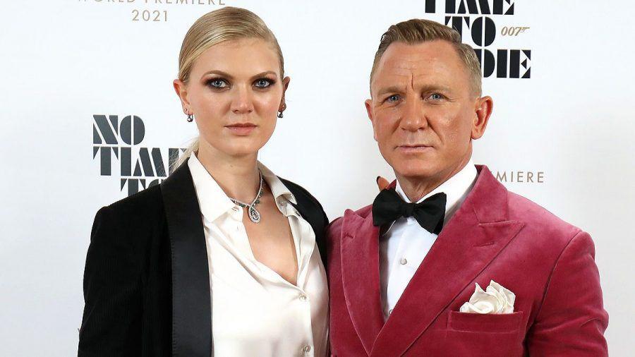 Daniel Craigs Tochter Ella Loudon ist ein echtes Bond Girl