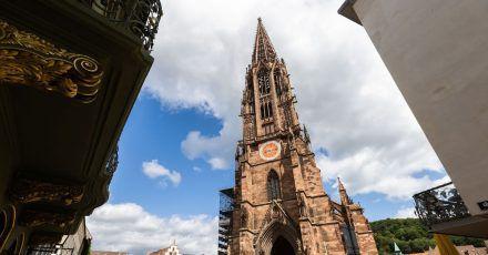 Freiburg erfreut sich sowohl bei Touristen wie auch bei Einheimischen großer Beliebtheit.