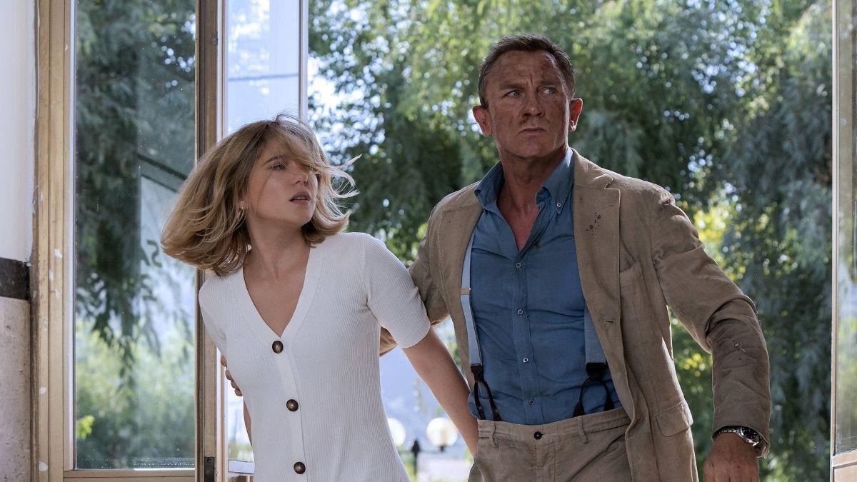 Léa Seydoux und Daniel Craig: Es flossen Tränen am Set