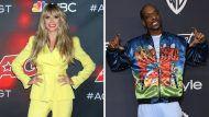 Was geht da zwischen Heidi Klum und Snoop Dogg?