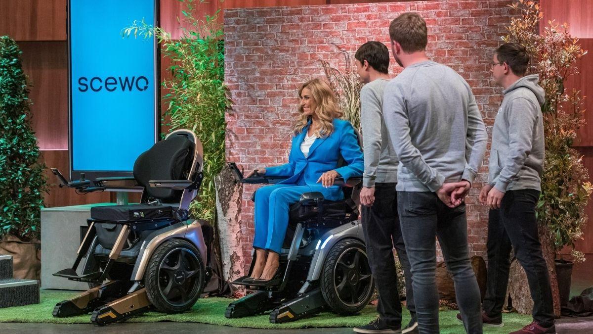 """""""Die Höhle der Löwen"""" (6): Gründer von treppensteigenden Rollstuhl fordern 5 Mio. Euro"""