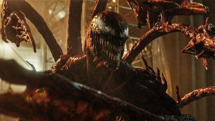 """In """"Venom 2"""" bekommt es der Titel-Antiheld mit dem Scheusal Carnage (Bild) zu tun. (stk/spot)"""