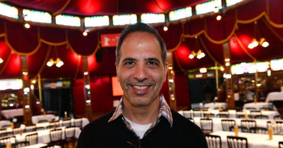 Starkoch Yotam Ottolenghi bei der Berlinale 2019.