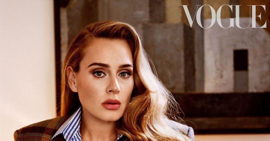 Die britische Sängerin Adele meldet sich zurück - auch mit einem Interview in der amerikanischen «Vogue».
