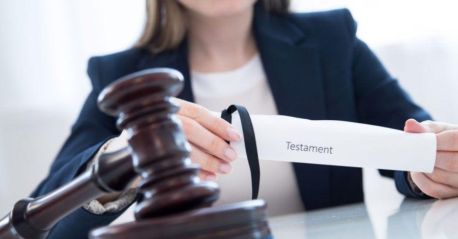 Das Nachlassverzeichnis muss genaue Angaben dazu machen, welche Leistungen eine Erbin von einem Oder-Konto erhalten hat.