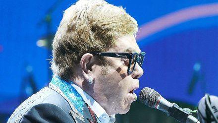 Elton John: Das macht ihn ab jetzt einmalig in der britischen Popgeschichte!