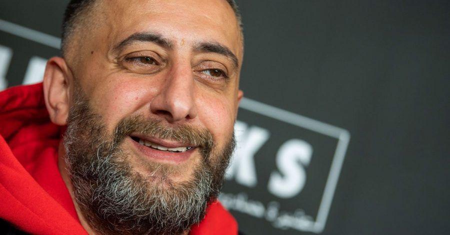 Schauspieler Kida Khodr Ramadan wird 45.