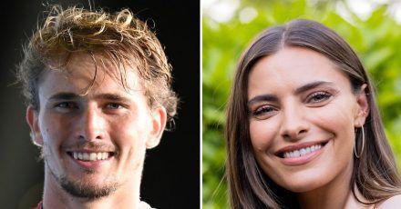 Sind Alexander Zverev und Sophia Thomalla in einer Beziehung?
