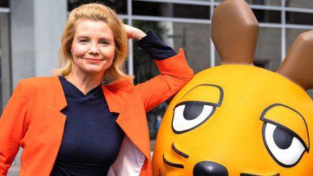 """Annette Frier ist ab dem 10. Oktober im Vorspann von """"Die Sendung mit der Maus"""" zu hören. (amw/spot)"""