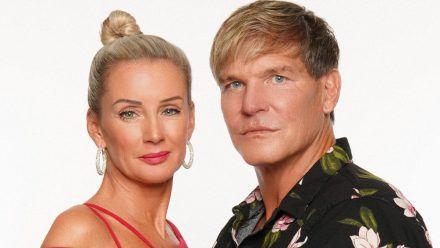 """""""Sommerhaus""""-Kandidatenpaar Stephan Jerkel und Peggy Jerofke. (jom/spot)"""
