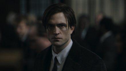 "Robert Pattinson in ""The Batman"". (smi/spot)"