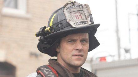 "Schauspieler Jesse Spencer als Matthew ""Matt"" Casey in ""Chicago Fire"". (stk/spot)"