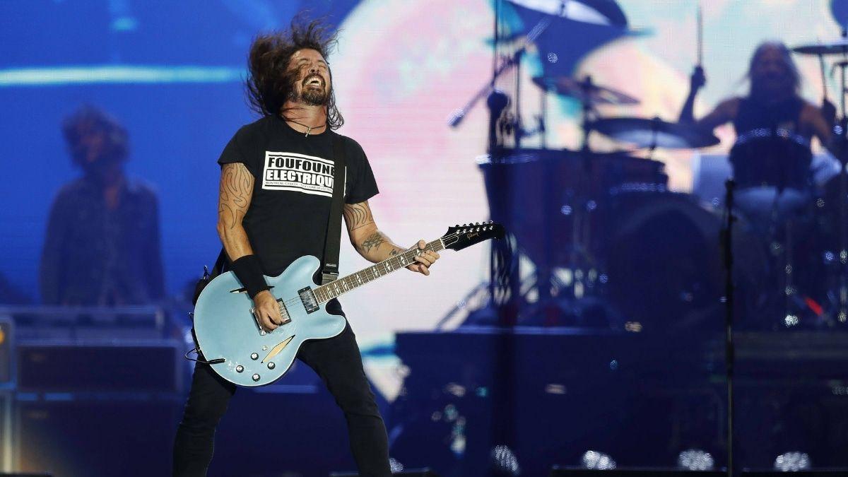 Dave Grohl von den Foo Fighters ist nicht der einzige ABBA-Hardcore-Fan