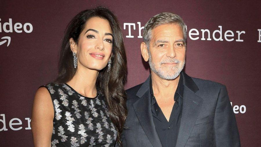 George Clooney: Seine Kinder sprechen besser italienisch als er