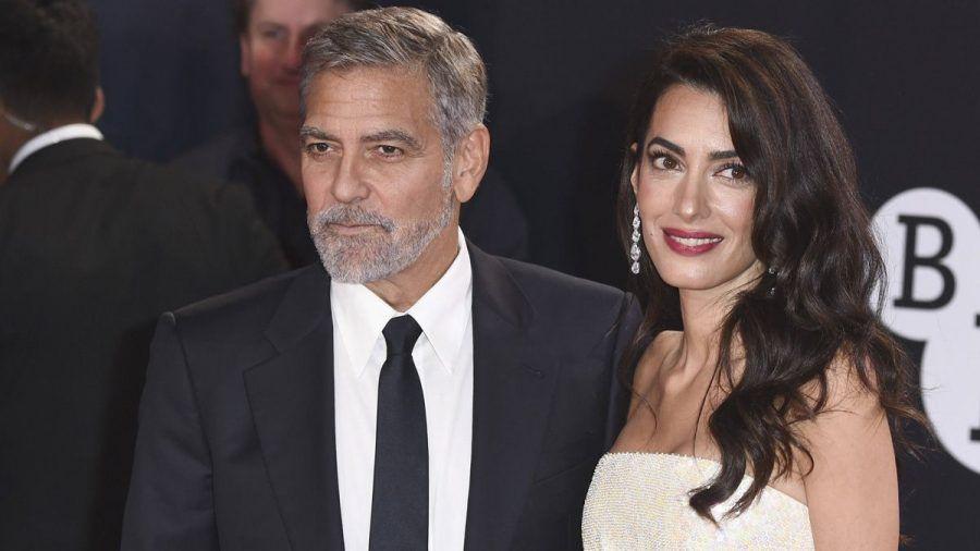 """George Clooney: """"Ich sah diesen alten grauhaarigen Mann - und das war ich!"""""""