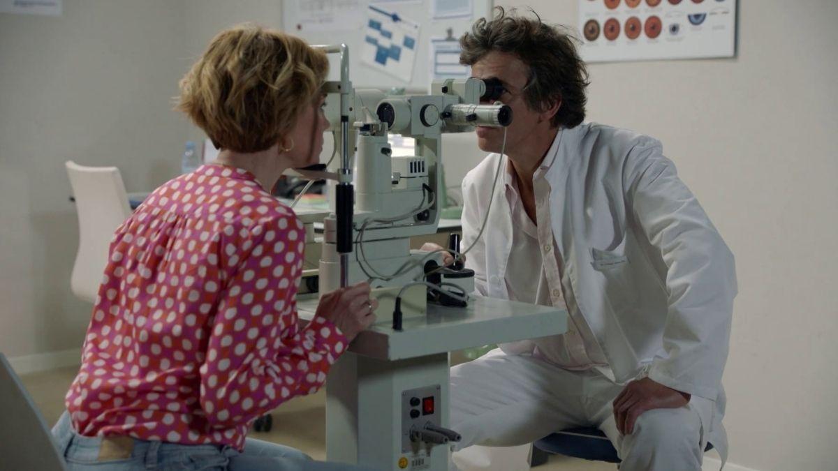 Schock für GZSZ-Star: Yvonne verliert ihr Augenlicht