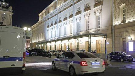 Bolschoi Theater sagt Vorstellung nach Horror-Tod von Künstler ab