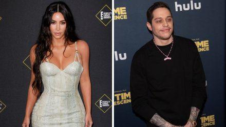 Kim Kardashian knutscht mit Ariana Grandes Ex-Freund!