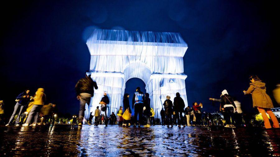Christo & Jeanne-Claude: Das fette Buch zum letzten großen Projekt ist da!