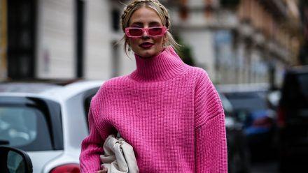Diese aktuellen Pullover-Trends tragen echte Stilikonen