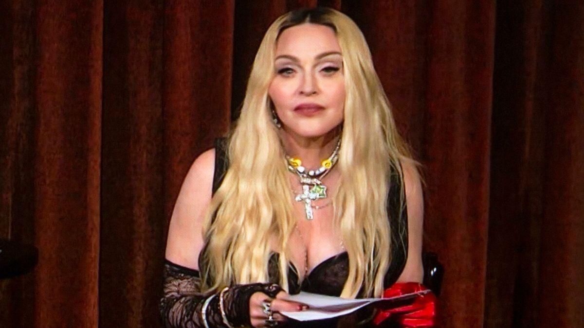 Madonna: Die Ärmste schafft's immer erst morgens um 4 ins Bett!