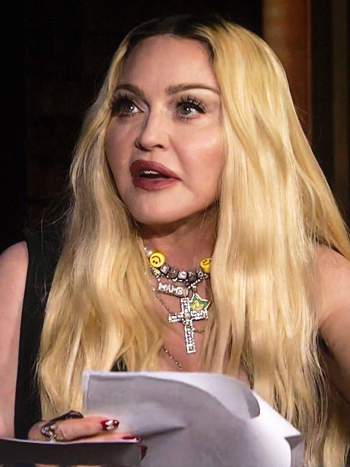 Madonna ungefiltert: Die neusten Bilder