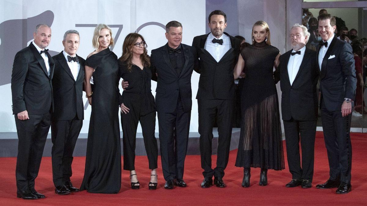 Matt Damon und Ben Affleck: ganz verliebt nach Zusammenarbeit