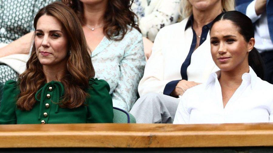 So macht Meghan Markle aus Kate Middleton die neue Königin der Herzen