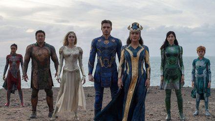 """Diese Mega-Stars sind Teil des Marvel-Krachers """"Eternals"""""""