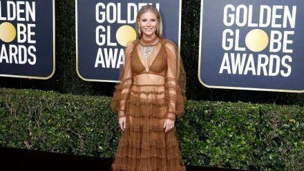 Gwyneth auf dem roten Teppich